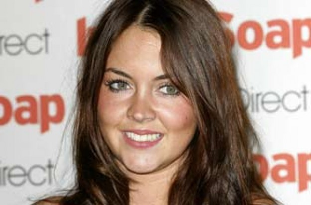 Lacey Turner scooped a top prize at the Inside Soap Awards last night