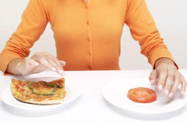 Choosing food_Photolibrary