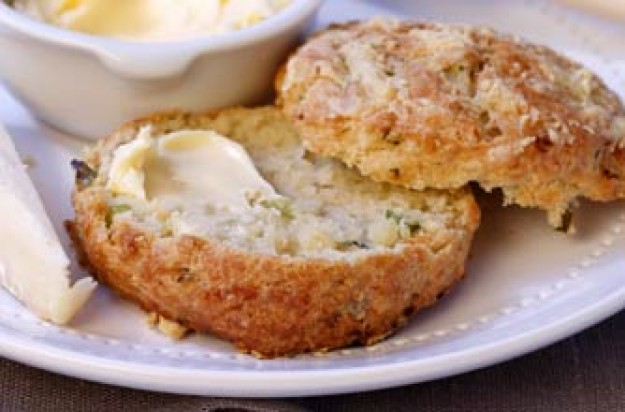 Caerphilly cheese scones