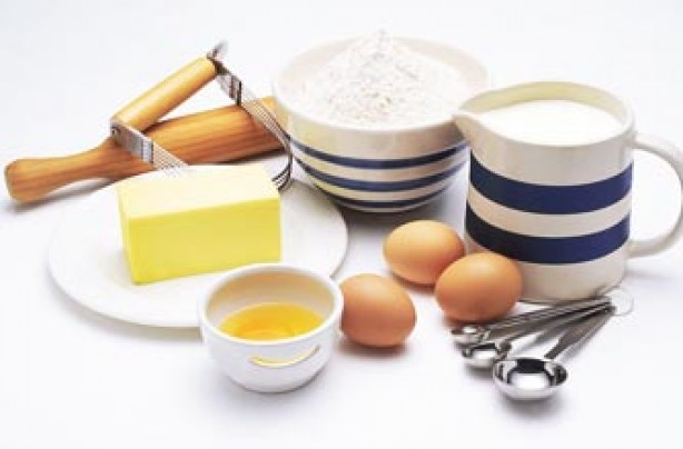Food, baking ingredients_Photolibrary