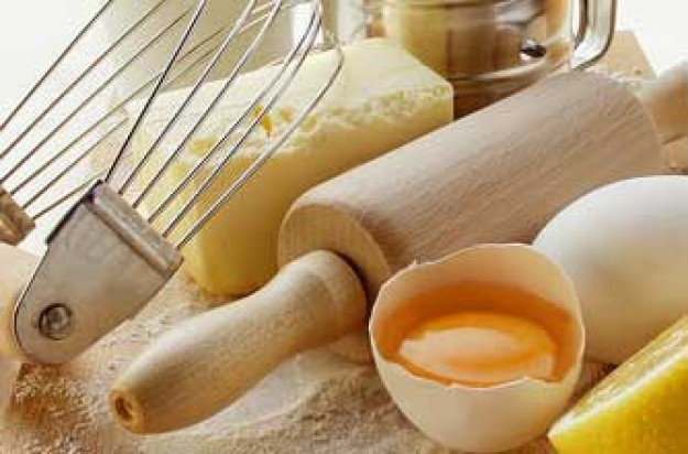 baking ingredients_Photolibrary