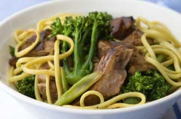 Woman's Weekly soy-cured tuna recipe
