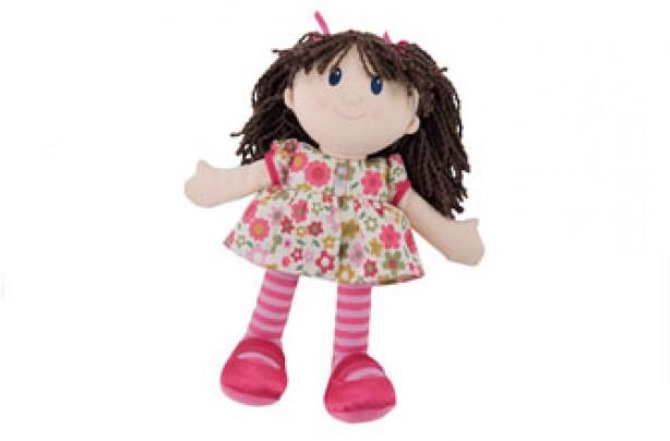 Lizzy Rag Doll