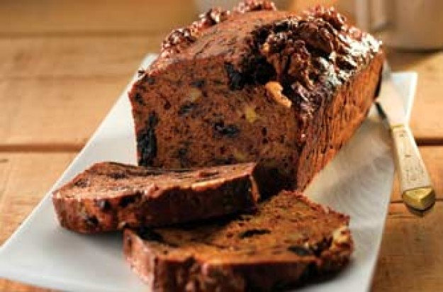 Banana, prune and walnut loaf_Booths
