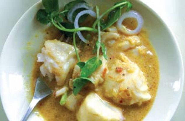 Anjun's Goan fish curry