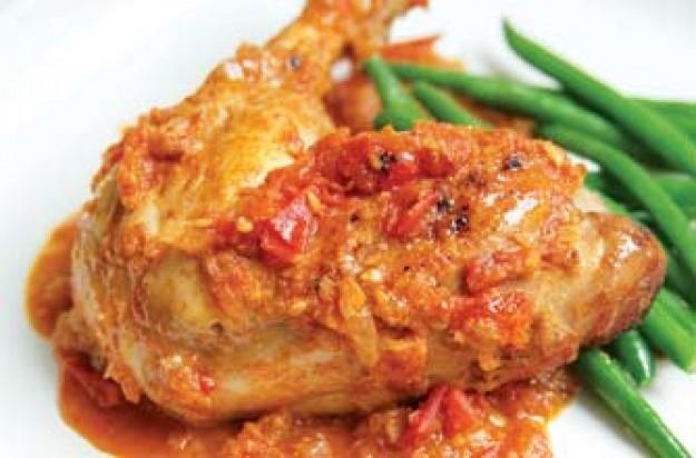 Anjun's Kashmiri chicken