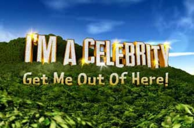 I'm A Celebrity Get Me Out of Here logo