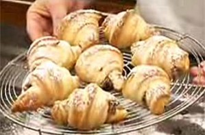 Mincemeat Croissants