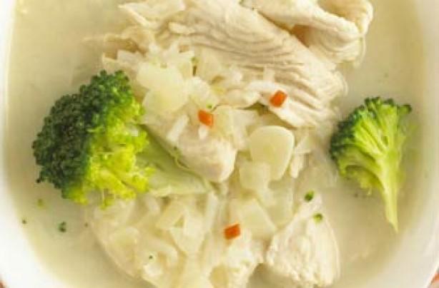 Annabel Karmel's Thai-style chicken soup