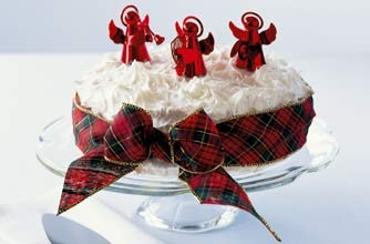 Mary Berry's Classic Christmas Cake recipe.