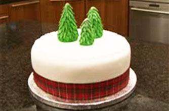 Video Recipe How To Make A Christmas Cake Recipe Goodtoknow