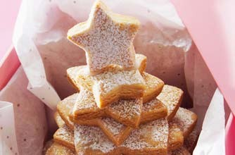 Shortbread tree