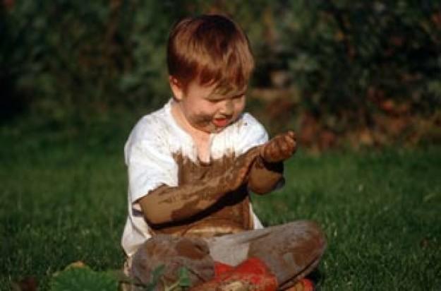 Muddy child