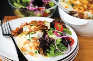 Rosemary Conley's Quorn lasagne_Rosemary Conley