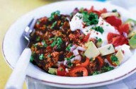 Spicy vegetable chilli_Slimming World