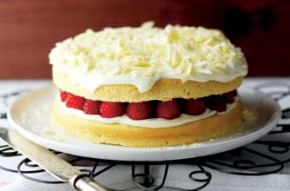 White chocolate cake_Weight Watchers