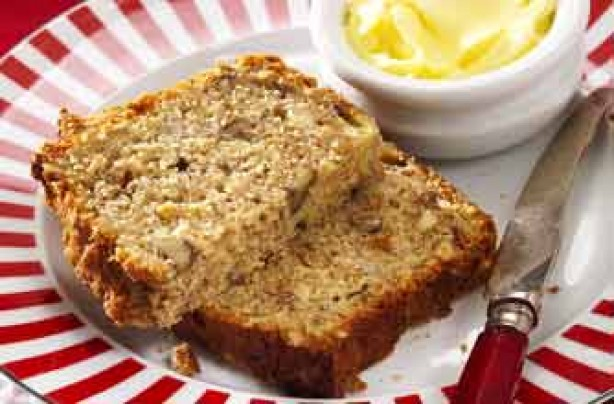 Woman's Weekly banana bread recipe
