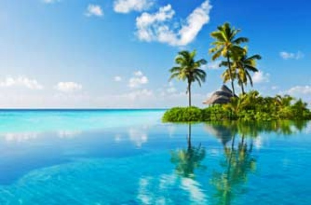 Tropical Island_istock
