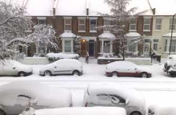 Your snow pictures