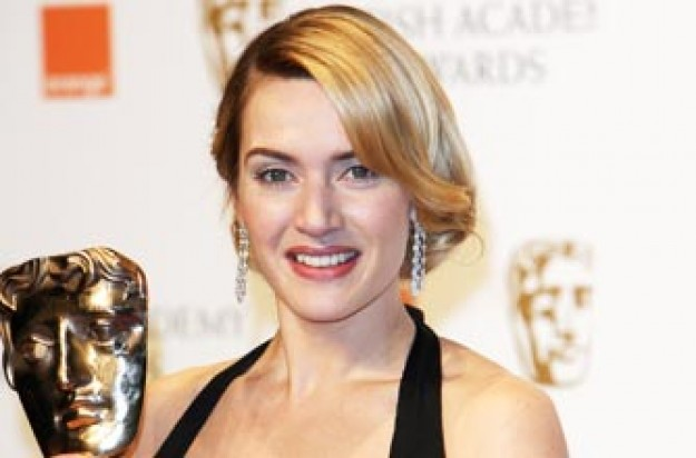 Showbiz, Bafta winner Kate Winslet