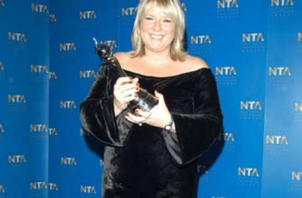 Fern National Telly Awards, 2004_NWs JorgensenRex Features.jpg
