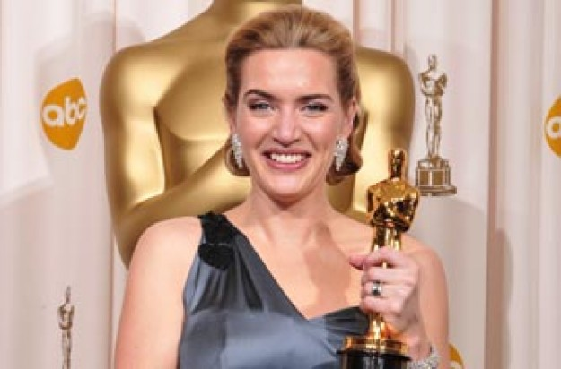 Kate Winslet at the Oscars