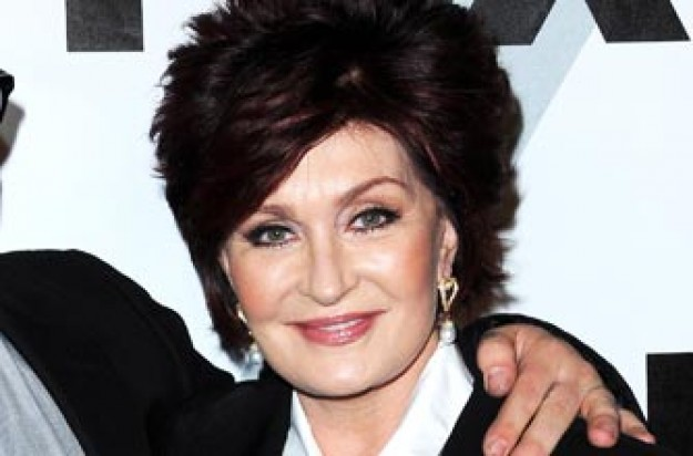 Sharon Osbourne at party in Los Angeles