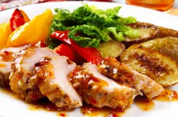 pork tenderloin piri piri woman 39 s weekly recipe recipe