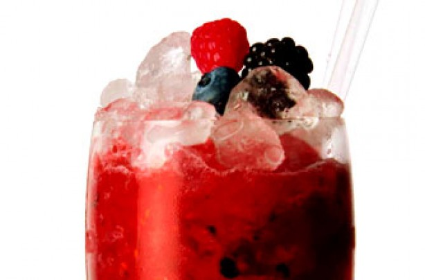 Berry caipiroska recipe