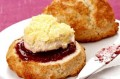Gluten-free scoop scones