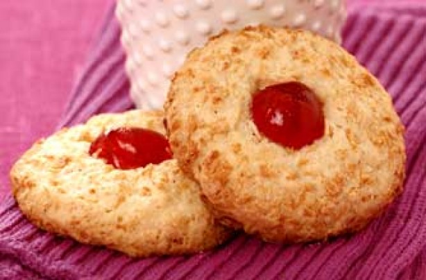 Gluten-free coconut cookie recipe