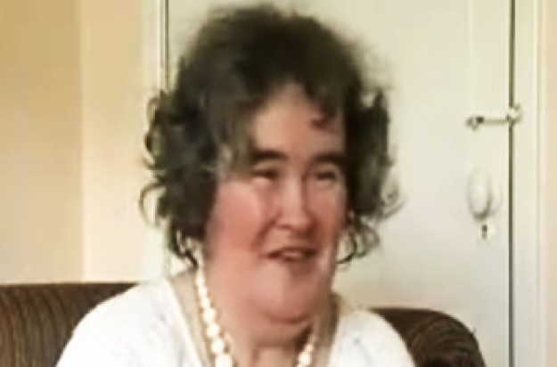 Susan Boyle exclusive GMTV interview: Tue 21 Apr