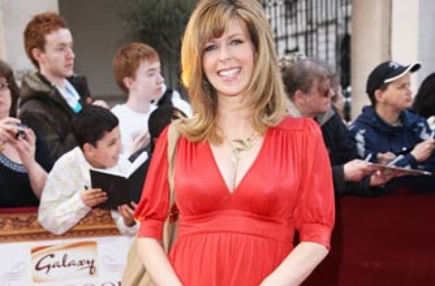 Kate Garraway at The Galaxy British Book Awards 2009