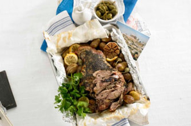 Kleftiko - Greek slow-cooked lamb