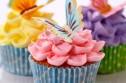 Italian meringue buttercream cupcakes