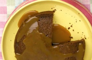 Rachel Allen's chocolate sticky toffee pudding