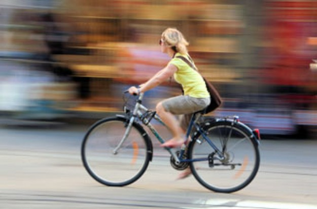 Cycling is great for losing weight