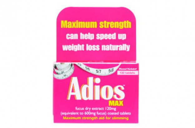 Diet pills: Adios