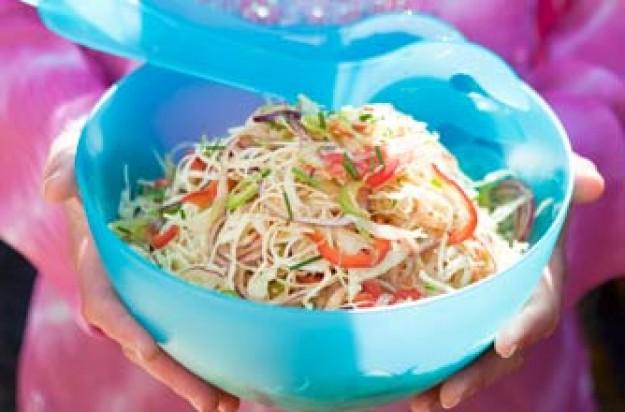 Woman's Weekly crunchy salad