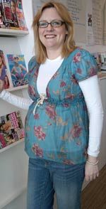 Anna's pregnancy diary