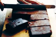 Ravinder Bhogal's chocolate brownies