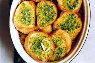 Healthy supermarket treats - Garlic bread options - goodtoknow