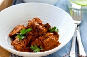 Sophie Michell's chicken tikka masala
