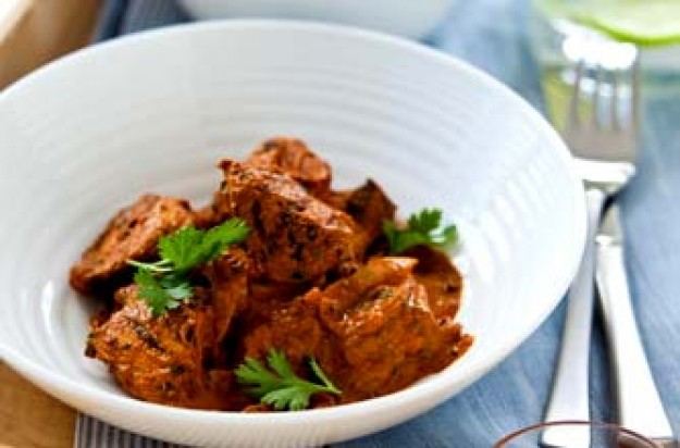 how to cook a chicken tikka masala curry
