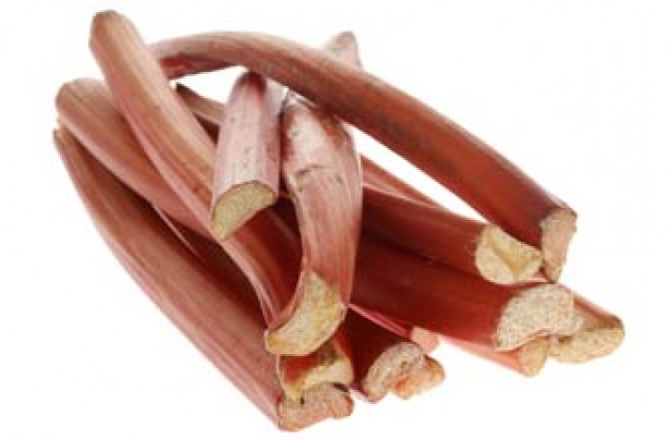 Constipation: Rhubarb