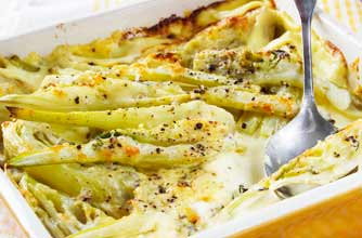 Fennel gratin | Woman's Weekly recipe recipe - goodtoknow