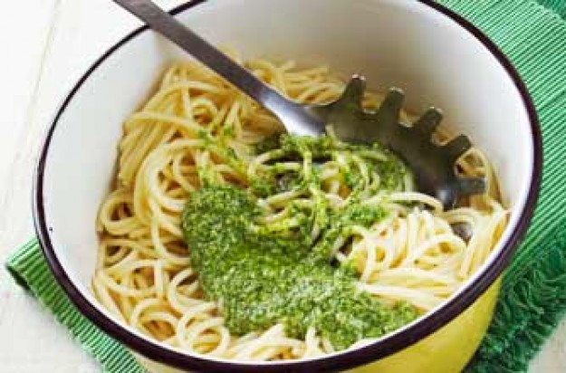 Woman's Weekly's rocket pesto