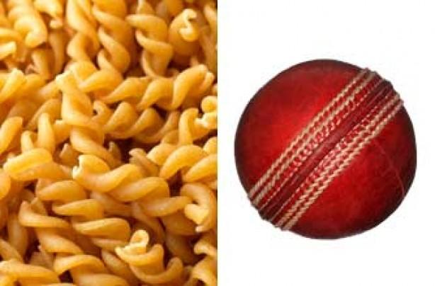 Portion sizes, diet - pasta