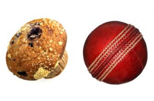 Portion sizes, diet - muffins