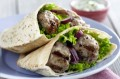 Pork and rosemary kebabs